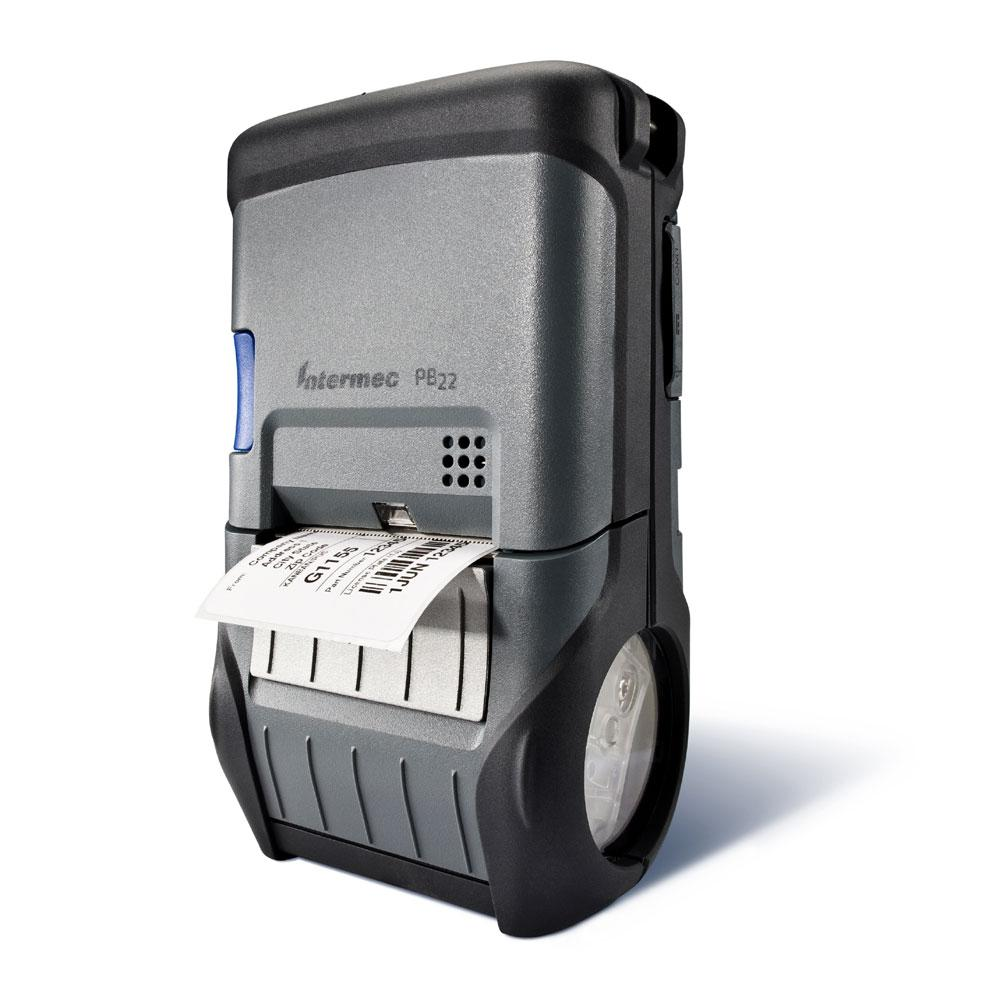 Honeywell PB22 耐用型移动标签打印机